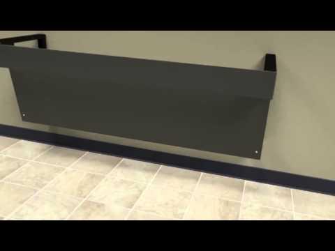 Stone Pro Ada Compliant Countertop Support Demo Youtube
