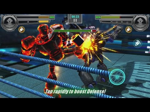Real Steel Champions Android Gameplay #8