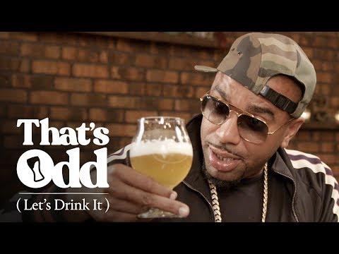 N.O.R.E. Taste-Tests Beer Cocktails | That's Odd, Let's Drink It