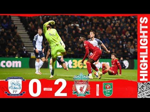 Highlights: Preston 0-2 Liverpool | Origi scores an outrageous goal in the Carabao Cup