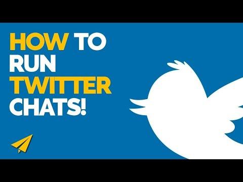 Twitter Tutorial - How I Run My Twitter Chats