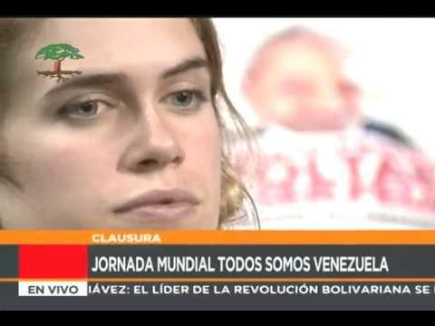 Leen Declaración Final de Todos Somos Venezuela 2018