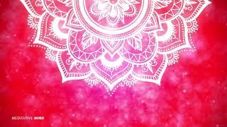 ❂ 396Hz | Remove Fear & Balance Root Chakra | Stop Worrying | Solfeggio Mandala Sound Bath Series