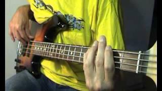 The Beach Boys - Good Vibrations -- Bass Cover