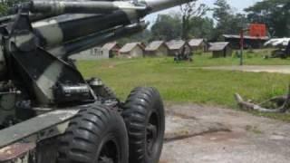 155mm Gun Howitzer M71 Philippine Army