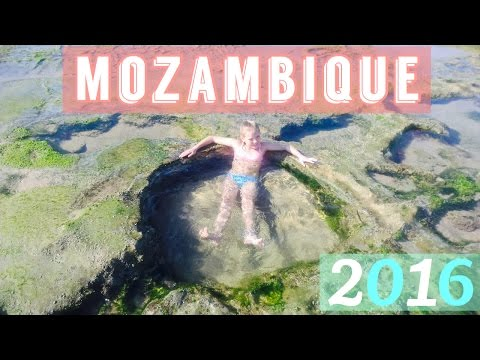 Mozambique Inhambane Travel Dairy |Amy-Lee McLeod