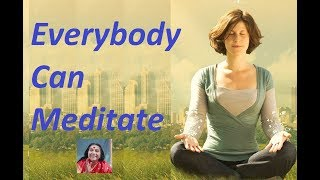 How to Meditate - Meditation for Beginners