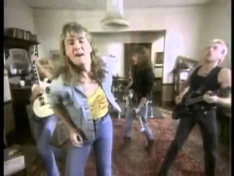 Def Leppard - Pour Some Sugar on Me Music Video