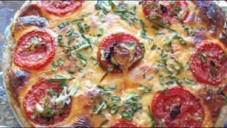 Recipe: Tomato Pie I