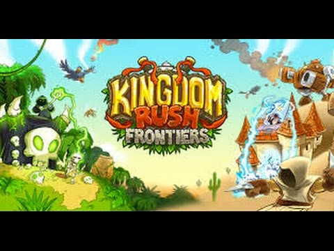 OYUN EFSANE ( Kingdoom Rush  Fronties 2#)