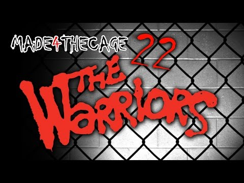 Made 4 The Cage 22 - Warriors - Jonny Hoole VS Louis Jackson