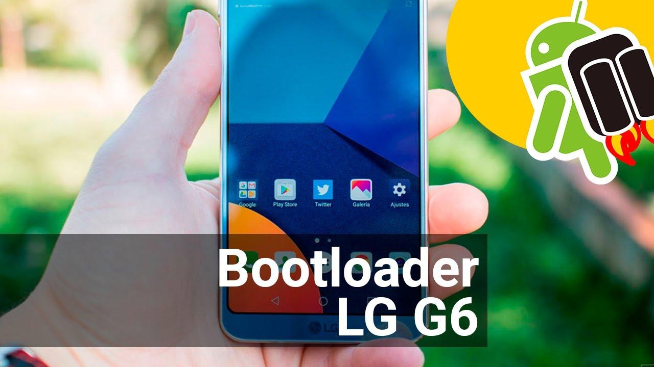 Desbloquear el bootloader del LG G6 europeo ya es posible - El