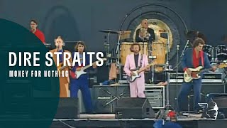 Dire Straits - Money For Nothing (Live At Knebworth) thumbnail