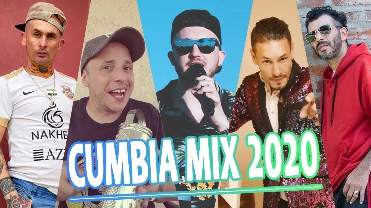 CUMBIA MIX 2020  Ke Personajes, El Dipy, La Kuppe, Rodrigo Tapari, La Repandilla y más