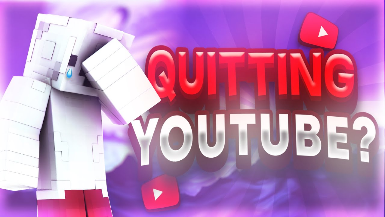 Quitting Youtube For College?
