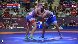 Freestyle Wrestling - 2018 Cadet Pan-American Championships - Guatemala City
