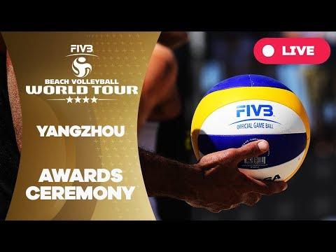 Yangzhou 4-Star - 2018 FIVB Beach Volleyball World Tour - Awards