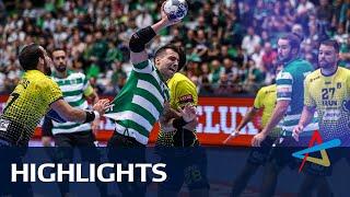 Highlights | Sporting CP vs. Bidasoa Irun | VELUX EHF Champions League 2019/20