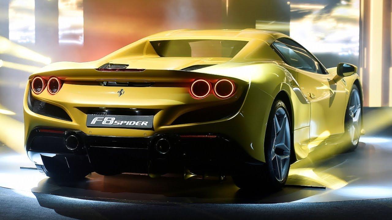 2020 Ferrari 812 Gts Convertible Vs 2020 Ferrari F8 Spider Youtube