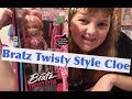 2013 Bratz Twisty Style Cloe Doll – Unboxing & Review