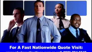 Nationwide Investigations - Armed Security Guard Services - Unarmed Security Services
