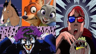 Movie Crap | Bojack Trailer, Joker's 2 Movies, Zootopia 2, and an Obi-Wan  Spinoff