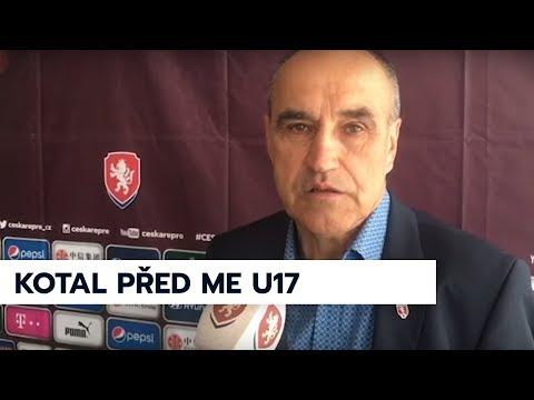 U17 | Václav Kotal před soustředěním a mistrovství Evropy v Irsku