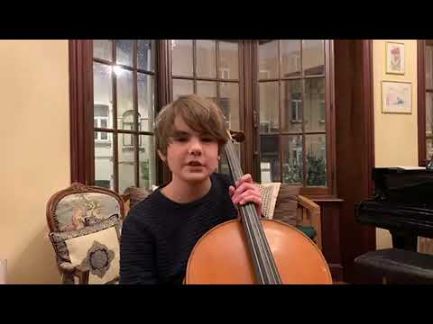 Jong Talent -Young Talent 2021: Nikita Grimm (cello)