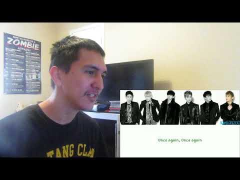 B.A.P - Bang x2 audio REACTION!