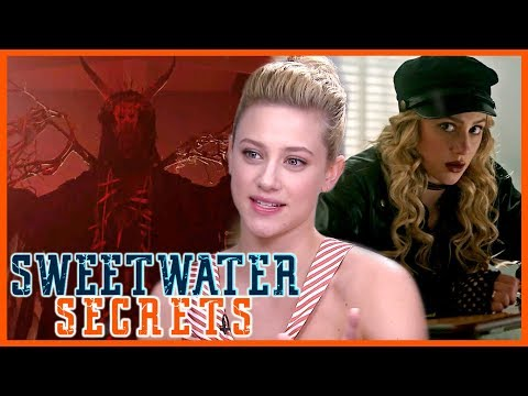 Riverdale 3x04: Lili Reinhart Loved Playing Young Alice  New G&G Theory!  Sweetwater Secrets
