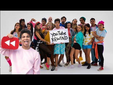 Grabando YouTube Rewind 2016   Sebastián Villalobos