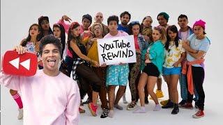 Grabando YouTube Rewind 2016 | Sebastián Villalobos