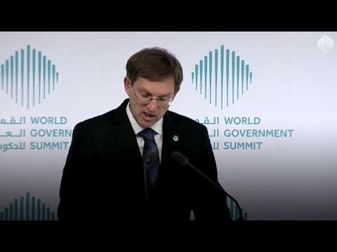 Session Highlights: Main Address by H.E. Miro Cerar