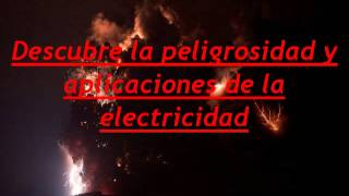 ¿Cómo nace la electricidad?