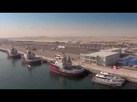 Hamad Port (Qatar) – The new port 2017