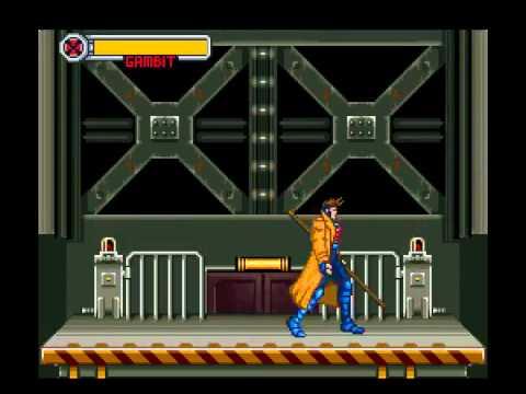SNES Longplay [210] X-Men: Mutant Apocalypse
