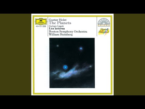 Holst: The Planets, Op. 32 - 7. Neptune, The Mystic