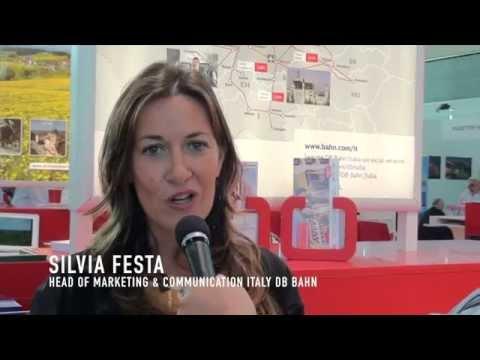 Silvia Festa, direttrice marketing di Deutsche Bahn, ci racconta i collegamenti italianii