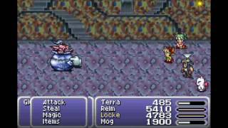 Biggest Possible Level Leap in Final Fantasy VI (Advance)