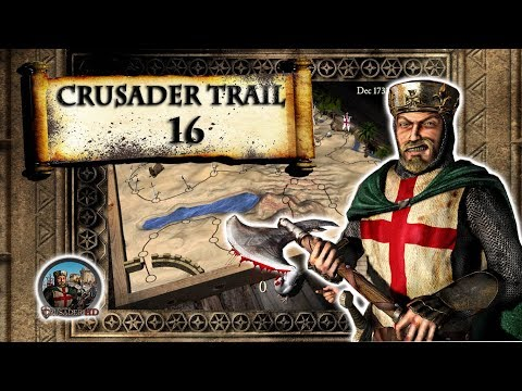 STRONGHOLD CRUSADER - MISI 16 -