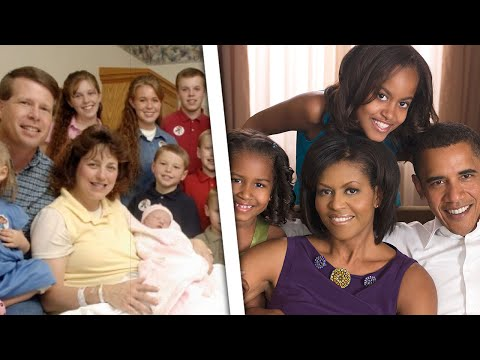 Who Do Romney Voters Like More, The Duggars Or The Obamas? POLL
