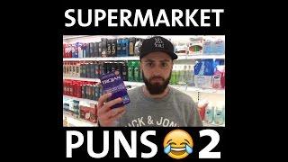 Supermarket Puns (Part 2)