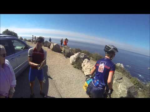 Pacific Coast Cycling San Francisco to Long Beach, California