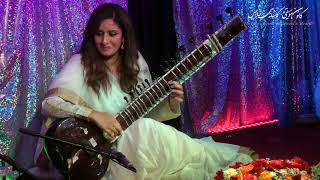Roopa Panesar (Sitar) - Guest at The Music Room (Dhun based on Anar Anar...انـــــار انــــــار)