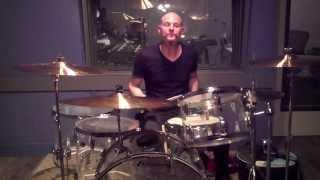 Matt Starr Drum Lesson 7 - Deep Purple Ian Paice Space Truckin fill