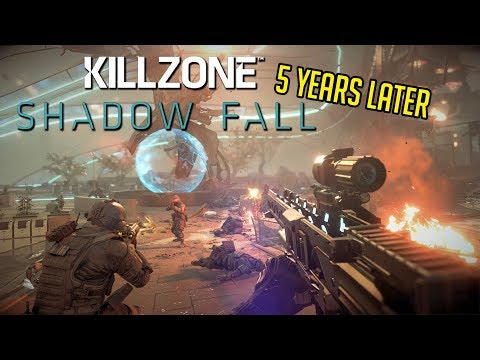 How bad is it ACTUALLY? Killzone Shadow Fall - 5 years later