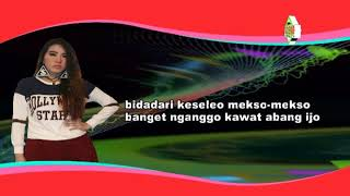 Via Vallen - Bidadari Kesleo [OFFICIAL LYRIC]