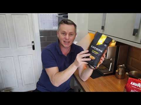 Cafe Royal Coffee Beans Review, My Coffee Journey Episode 27