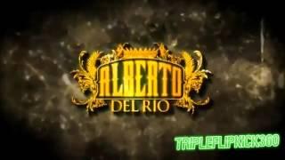 Alberto Del Rio Theme Song Titantron 2012