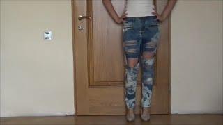 Как сделать дырки на джинсах(Как сделать дырки на джинсах http://ali.pub/wfro3 (готовые джинсы с дырками,модель 2017 г) http://ali.pub/8lwf0 (готовые черные..., 2014-09-03T17:21:33.000Z)